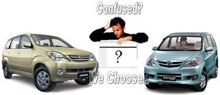 perbandingan mobil daihatsu xenia dan toyota avanza