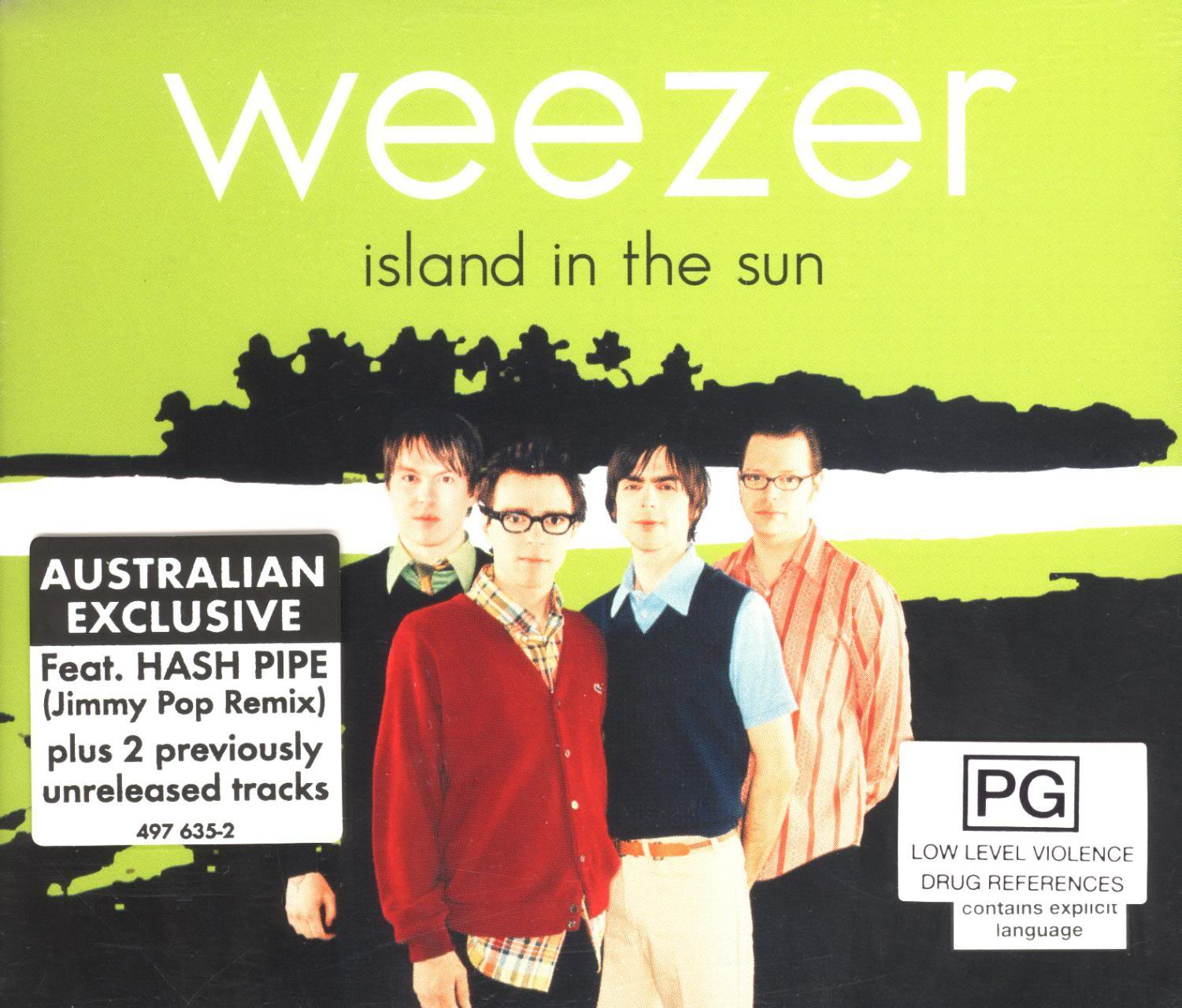 Welcome To Wherever You Are Weezer Island In The Sun