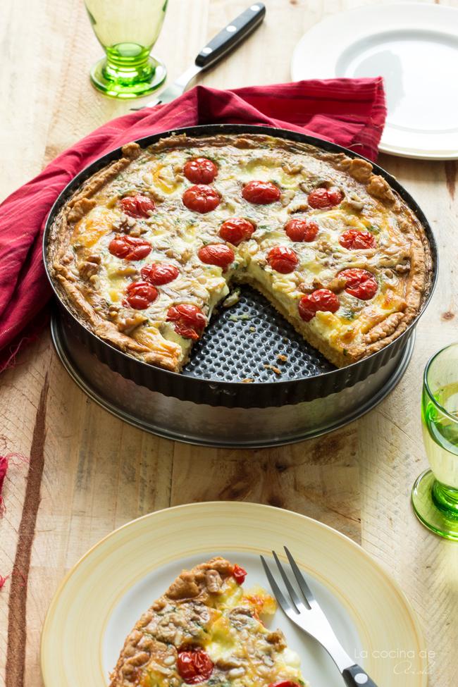 quiche-tomates-cherry-mozzarella