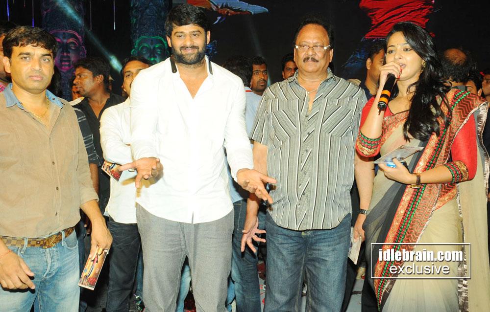 Prabhas Fans Forever: Mirchi Audio Launch (05/01/2013)