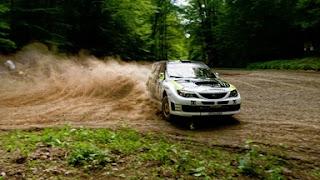Subaru Rally Puzzle