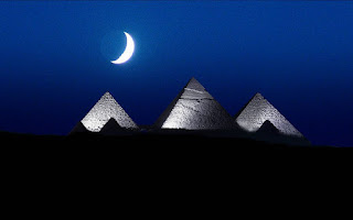 أهرامات الجيزة في مصر The Pyramids of Giza Egypt
