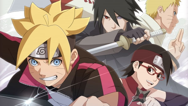 Ultimate Ninja Storm 4 Road to Boruto