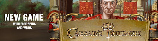 Caesars Triumph slot machine game