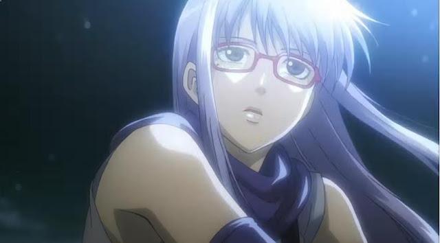 Karakter Anime Perempuan Berambut Ungu Terbaik dan Tercantik - Sarutobi Ayame (Gintama)