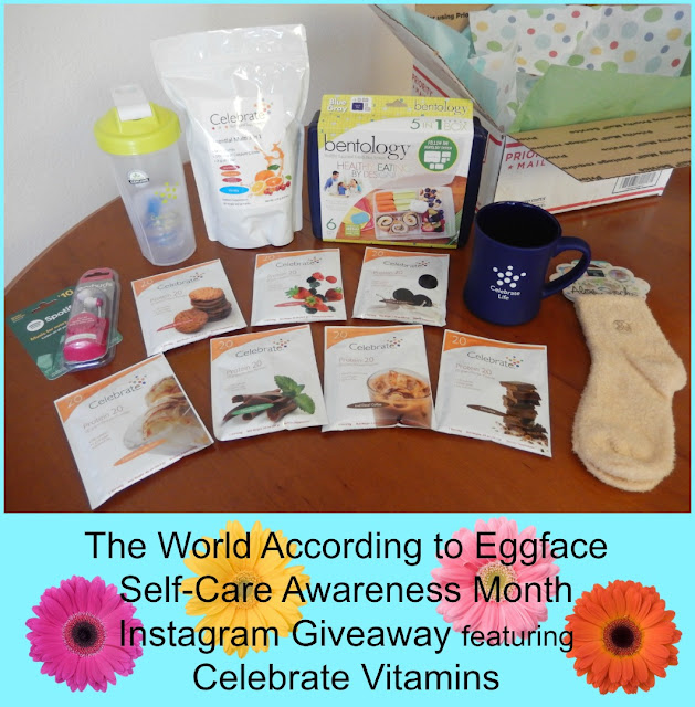 Eggface%2BSelf%2BCare%2BAwareness%2BGiveaway%2BCV Weight Loss Recipes September is Self–Care Awareness Month