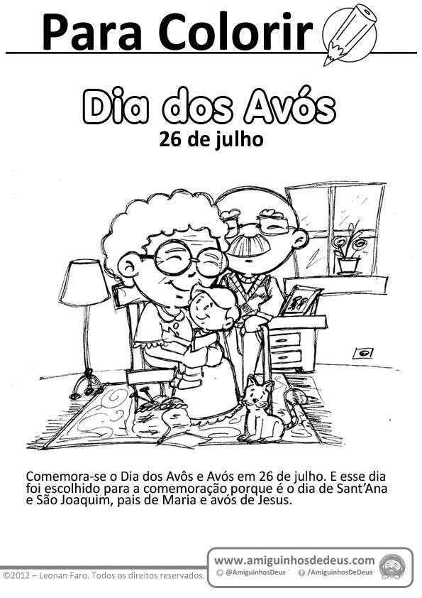 Peques Y Pecas Dia De Los Abuelos