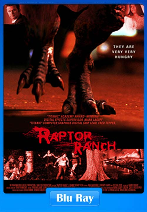 Raptor Ranch (2013) Hindi 720p | BluRay | Dual Audio | 480p 300MB | 100MB HEVC x264 Download