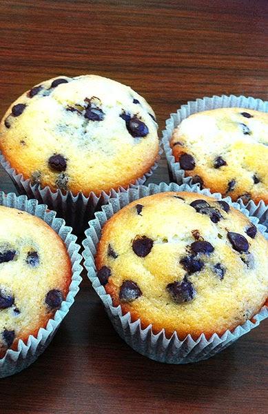 Amazing Pinterest world: Blueberry Muffins - photo#27