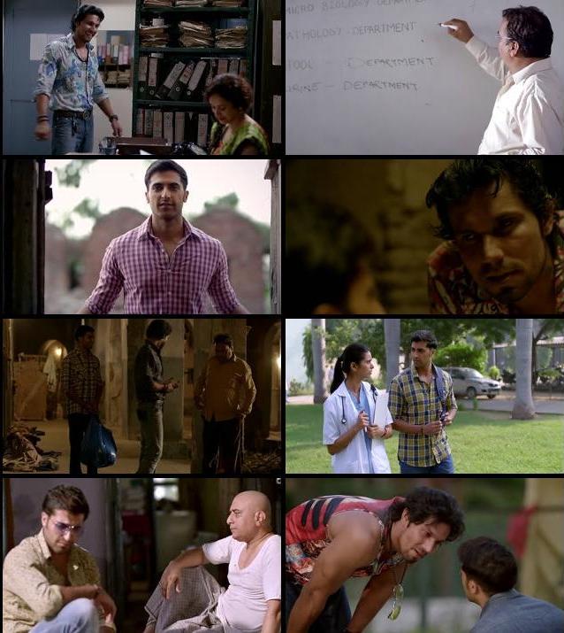 Laal Rang 2016 Hindi 480p DVDRip