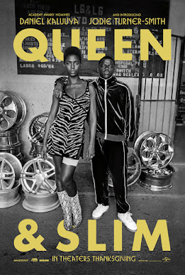Queen And Slim Movie Poster 1