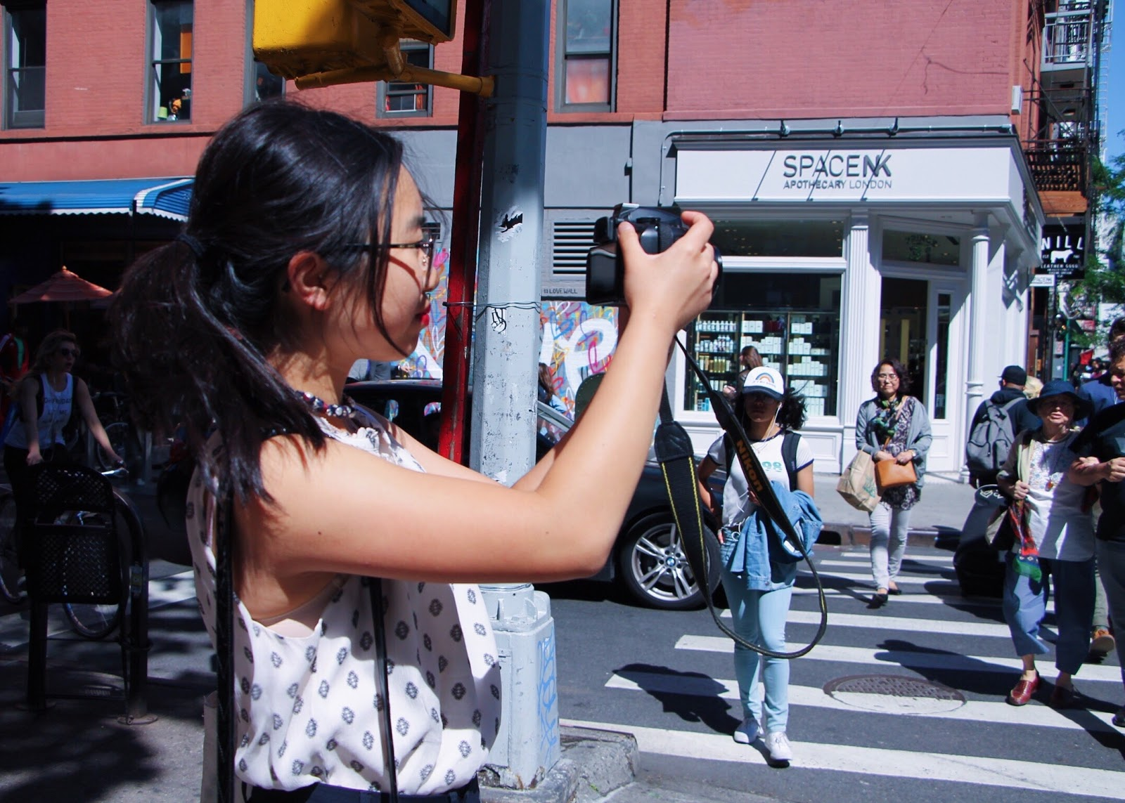 Numéro 14 Blog Jacqueline SoHo