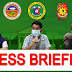 Press Briefing [FULL VIDEO]
