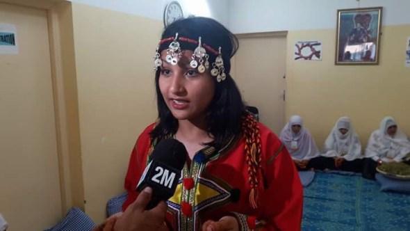 مستشارة جماعية بجماعة المنيزلة تعتدي على مديرة مهرجان الحناء