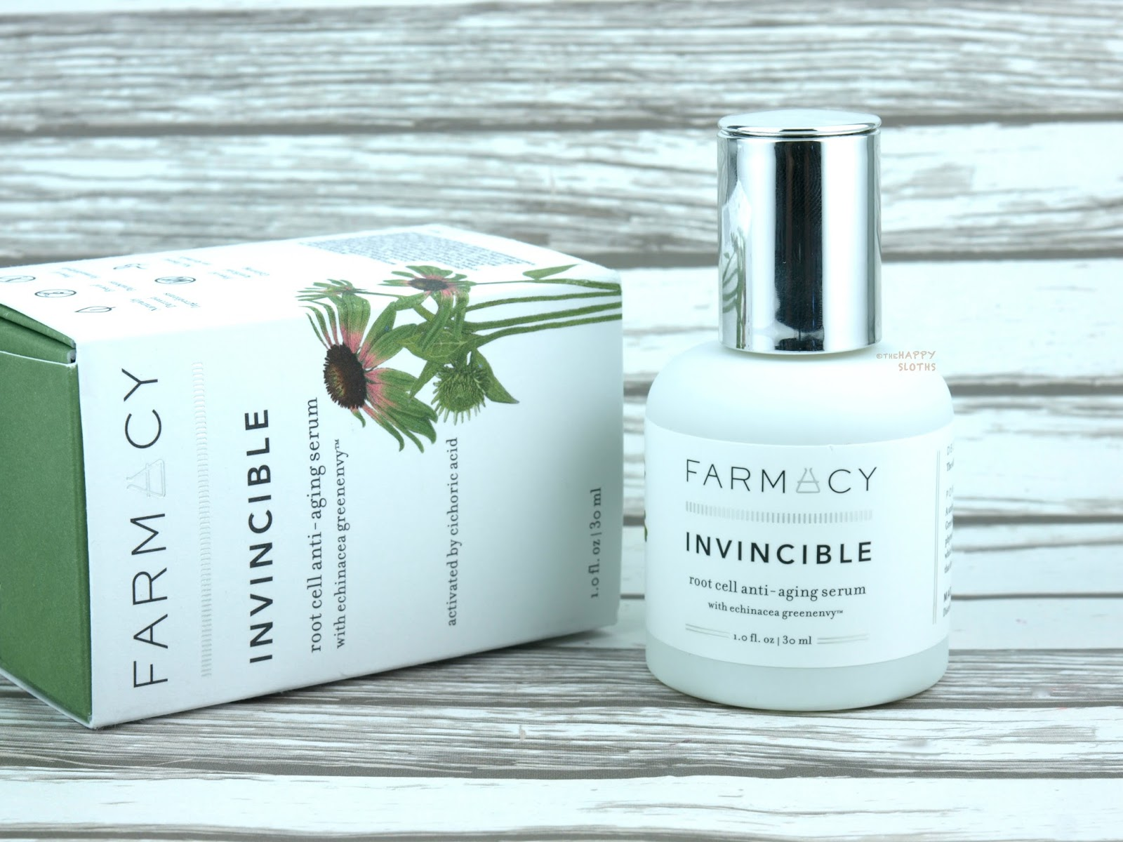 Farmacy Invincible Root Cell Anti-Aging Serum: Review