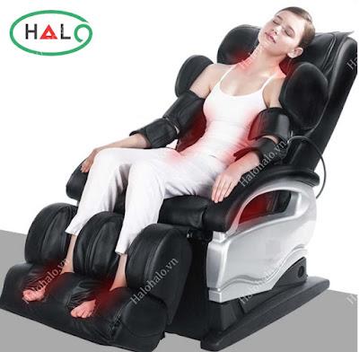 Ghế massage toàn thân SHIKA SK115