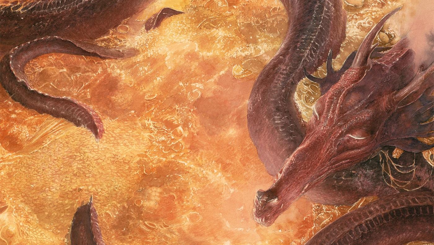 """W pewnej dziurze w ziemi mieszkał sobie... """"Hobbit"""", J.R.R. Tolkien"""