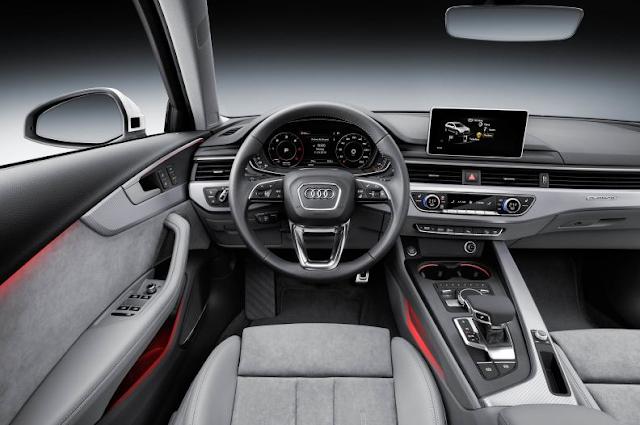2017 Audi A4 Allroad Quattro Interior