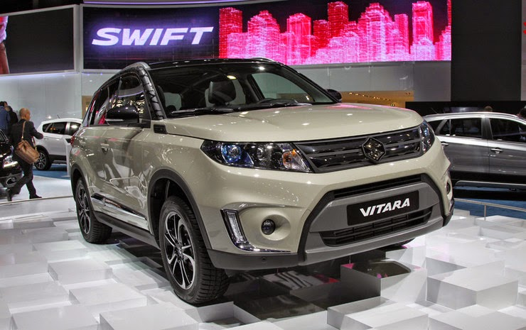комплектации и цены нового Suzuki Vitara 2015 года