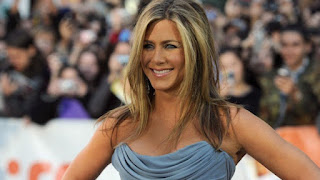 jennifer aniston lovely hairstyle