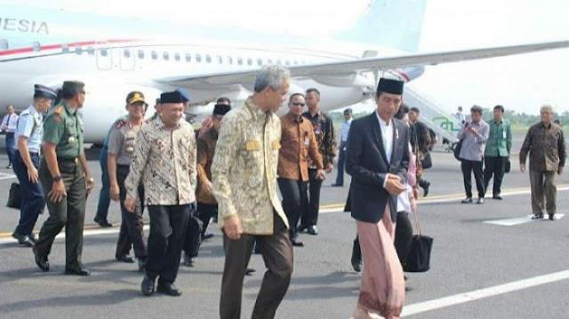 Ilustrasi. Presiden Jokowi Kunjungan Kerja