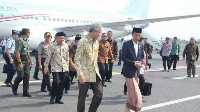 Hari Ini Presiden Jokowi Akan Buka Munas-Konbes Nahdlatul Ulama di Lombok