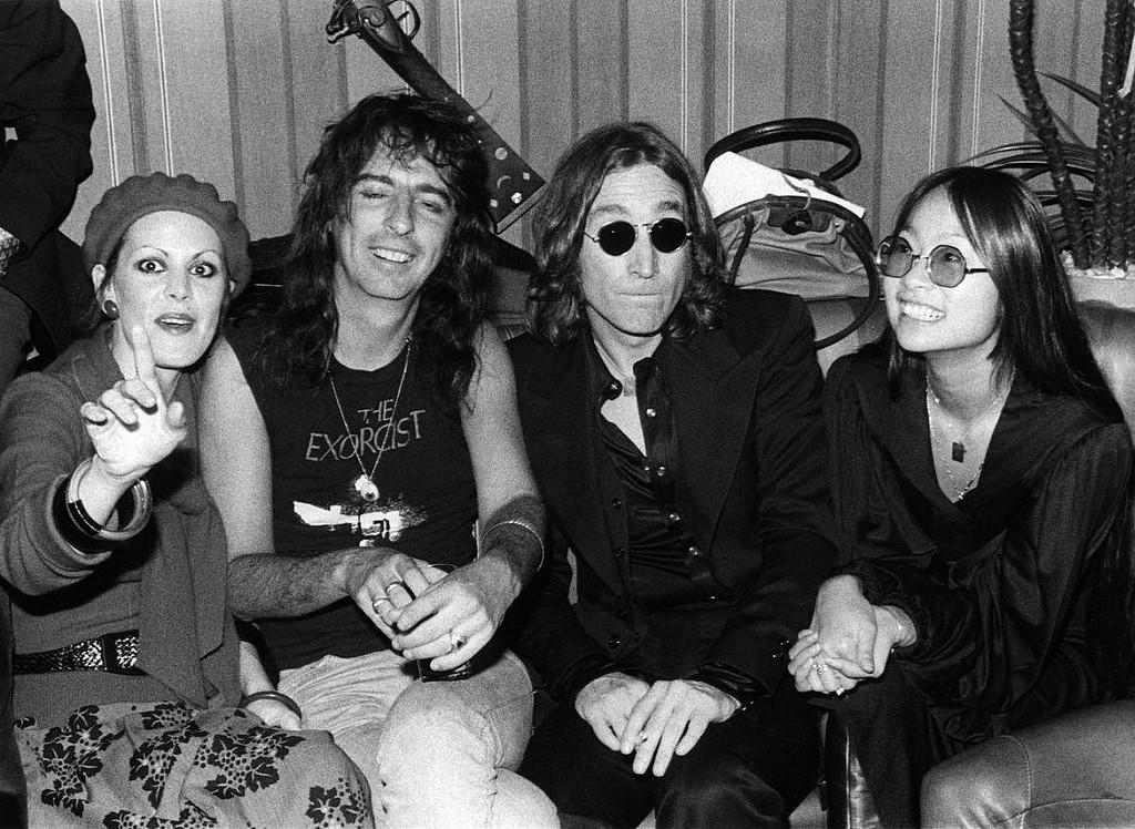 Bob Gruen Rock Stars Bnw