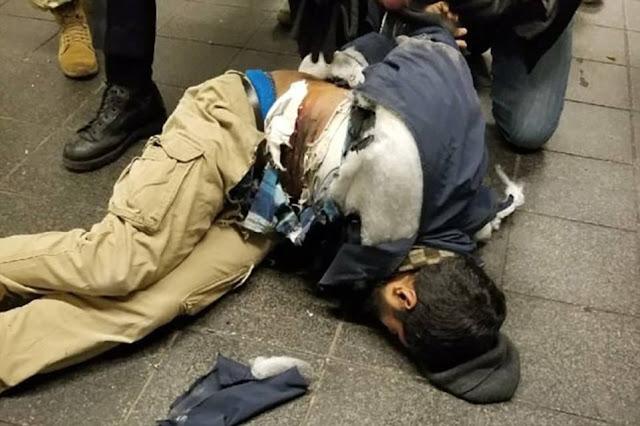 """Autor de """"tentativa de ataque terrorista"""" em Nova York é identificado"""