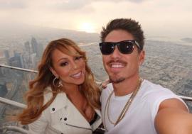 Mariah Carey Splits From Boyfriend Bryan Tanaka