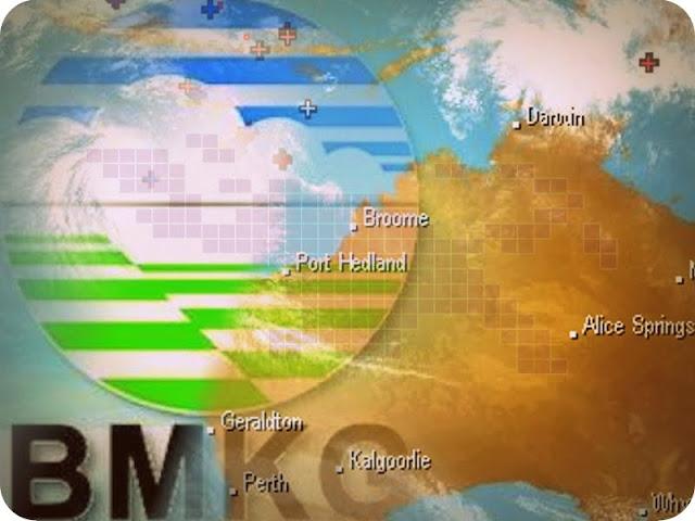 Siklon Tropis Ernie di Australia Pengaruhi Papua