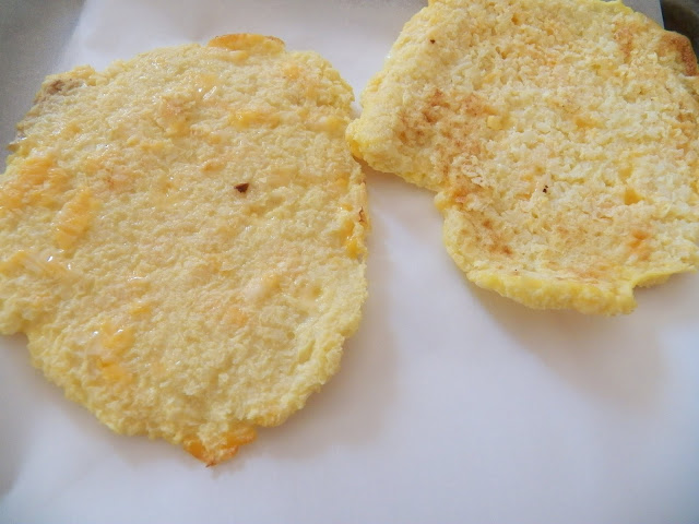 Cauliflower Tortilla Shells