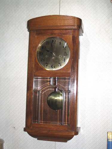 Clock Repair In Kuala Lumpur Junghans Vintage Clock For