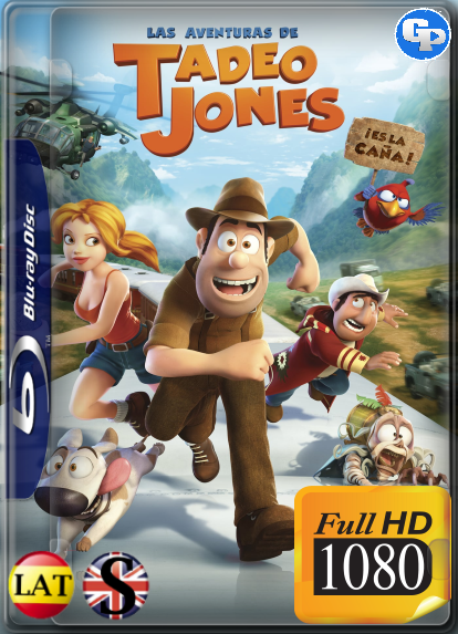 Las Aventuras de Tadeo Jones (2012) FULL HD 1080P LATINO/INGLES