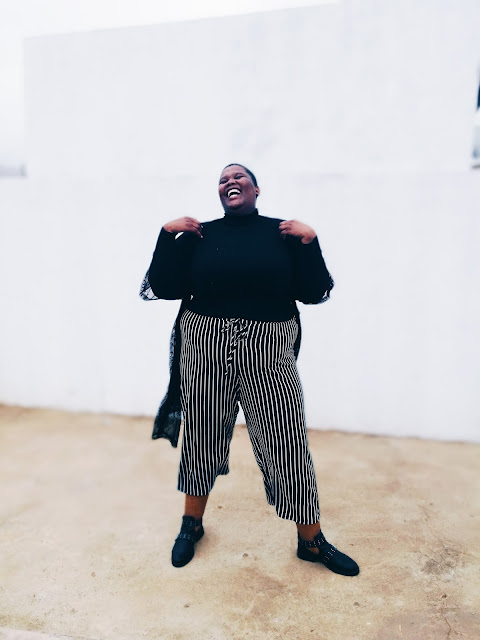 plus size fashion blogger, south african plus size blogger, alternative plus size fashion for women