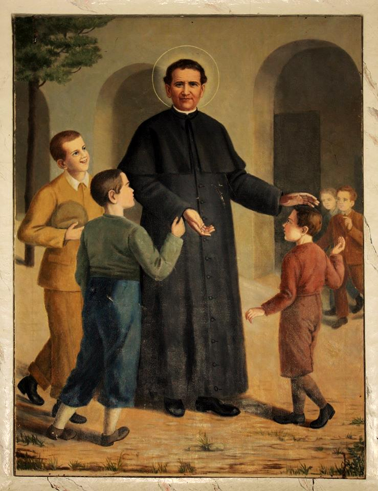 JANUARY 31 - St John Bosco - Visionary Father of the Fatherless