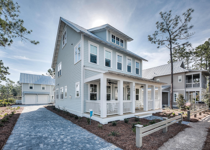 House Of Turquoise David Weekley Homes