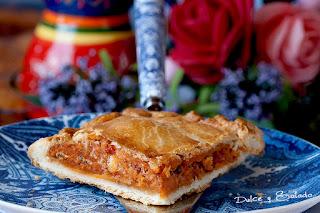 Empanada de Bocartes (Boquerones)