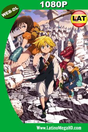 Nanatsu no Taizai: Seisen no Shirushi (Miniserie de TV) (2016) Latino WEB-DL 1080P ()