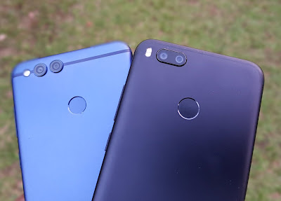 Xiaomi Mi A1 vs Honor 7X Camera Comparison