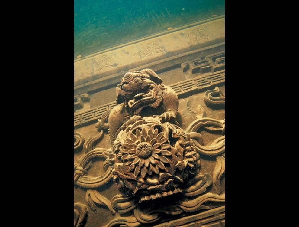 Estatua Shi Cheng