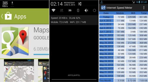Cara Mengetahui Serta Menampilkan Kecepatan Android di Status Bar