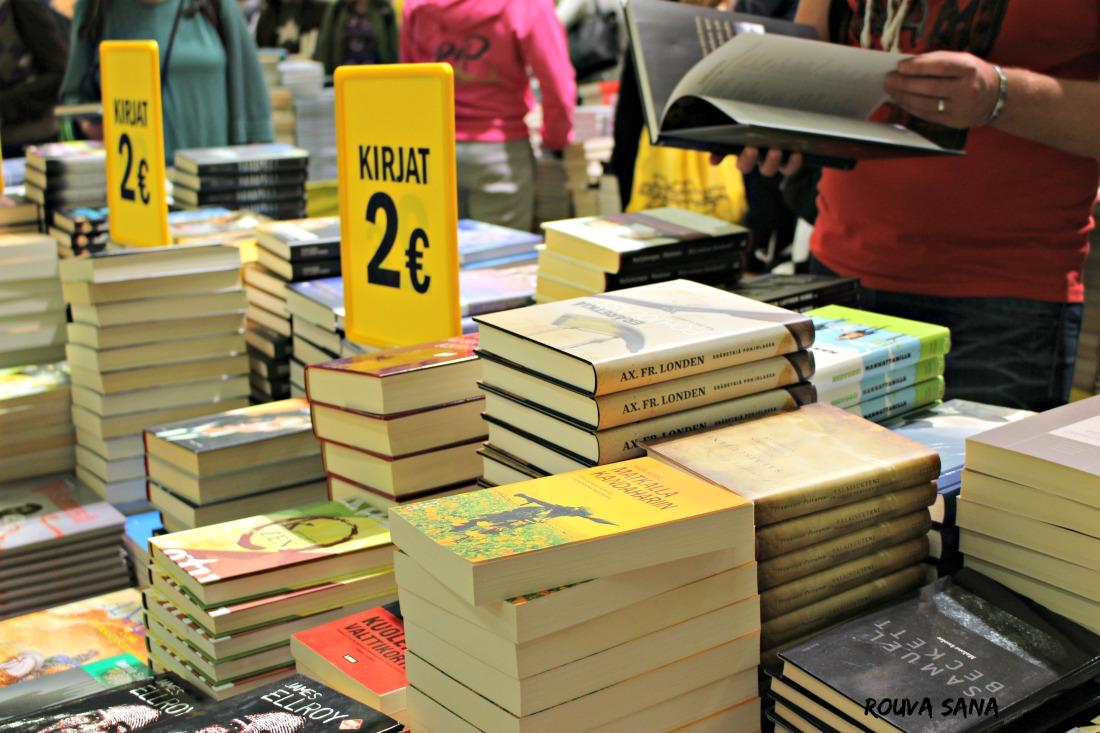 Kirjamessut 2016
