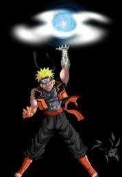 Gambar anime Naruto keren