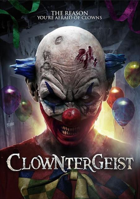 Clowntergeist (2016) ταινιες online seires xrysoi greek subs