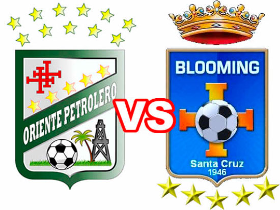 En vivo Oriente Petrolero vs. Blooming