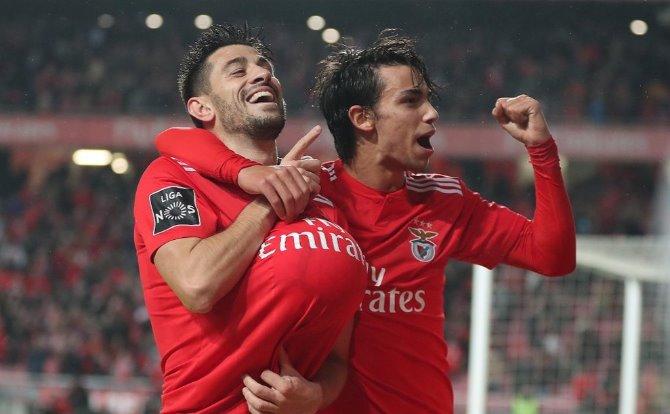Benfica Pizzi e João Félix