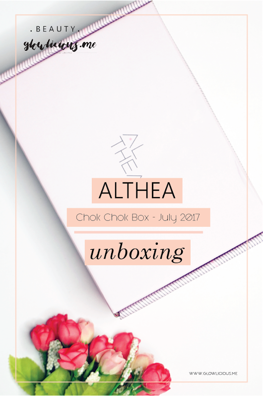 Yuk Unboxing Althea Chok Chok Box, Yayyy!