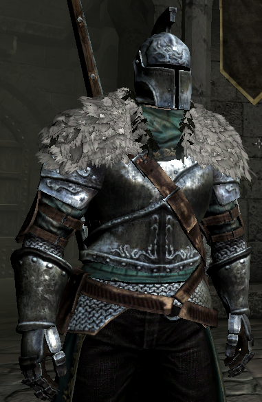 Skyrim Mods Highlights: Dark Souls Faraam Armor