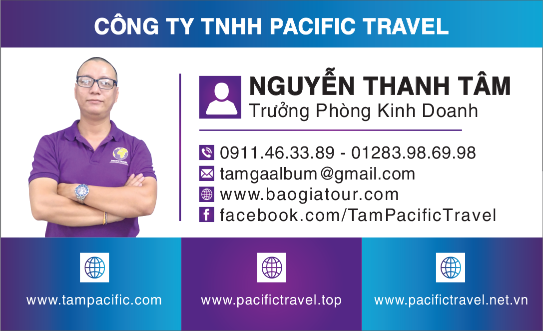 công ty tnhh pacific travel