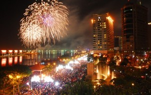 new years eve fireworks ho chi minh city 2020, new years eve ho chi minh city 2017 2020